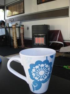 kaffe camping
